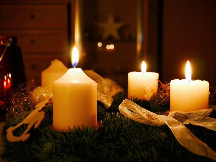 Advent bei uns in Ebbs