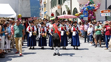 Kaiserfest Kufstein - tradition & culinary